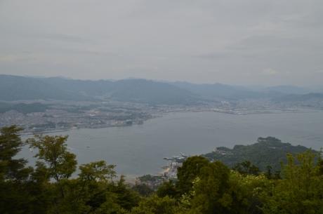 17宮島対岸は平野