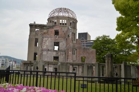 4原爆ドーム