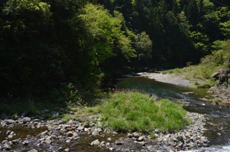 15川の流れは美しい