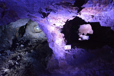 13奥まで続く炭鉱跡