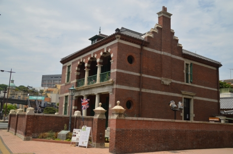 3旧イギリス領事館