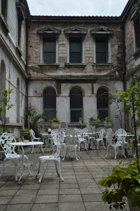 9素敵な中庭