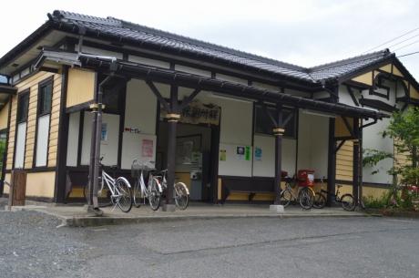 8大正時代の駅舎