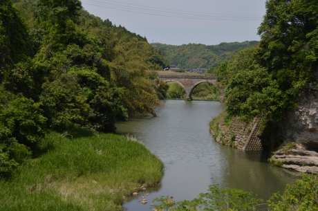 17いたるところに架かる石橋