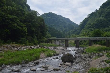 3山と川と橋があればそれでいい
