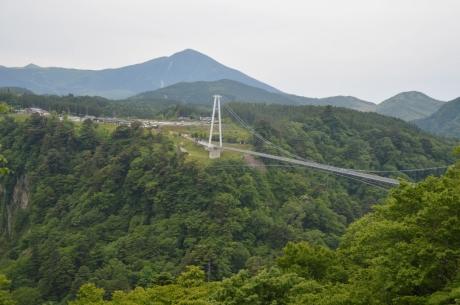 8九重夢吊り橋