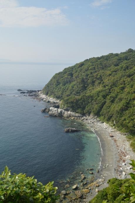 1佐賀関海岸線