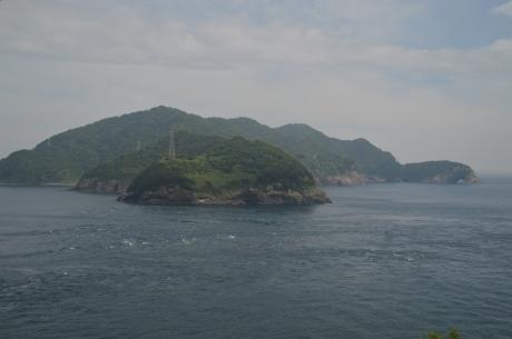 4大島までわずか550m