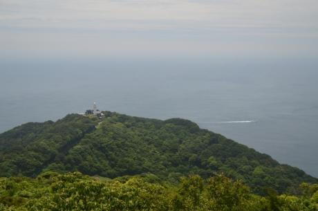 6灯台を見下ろす場所