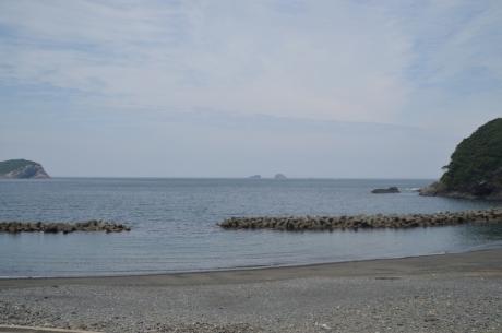 19島の間に見えるとか