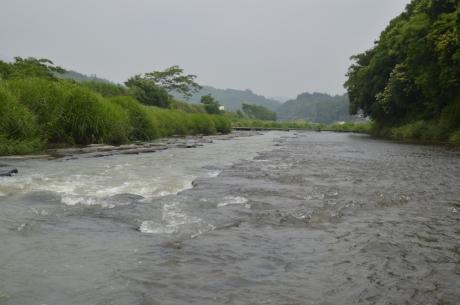 13珍しい川の形
