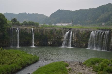 14原尻の滝
