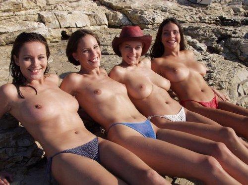 海外のヌーディストビーチ1