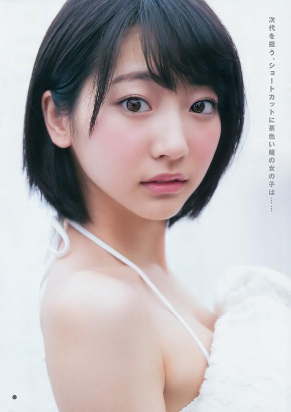 史上最高のショート美少女と話題の武田玲奈(17)1