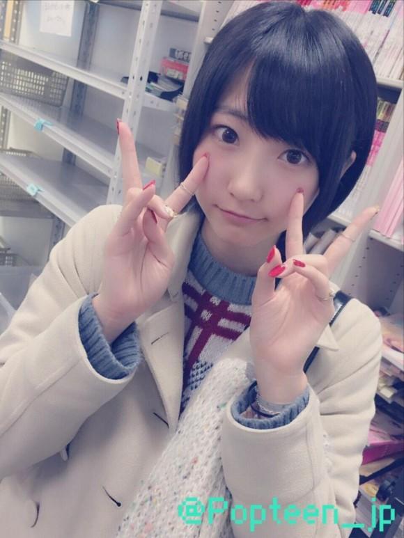 史上最高のショート美少女と話題の武田玲奈(17)4