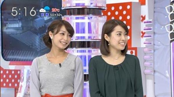TBSの女子アナ宇垣美里4
