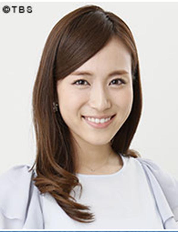 TBSの女子アナ宇垣美里6