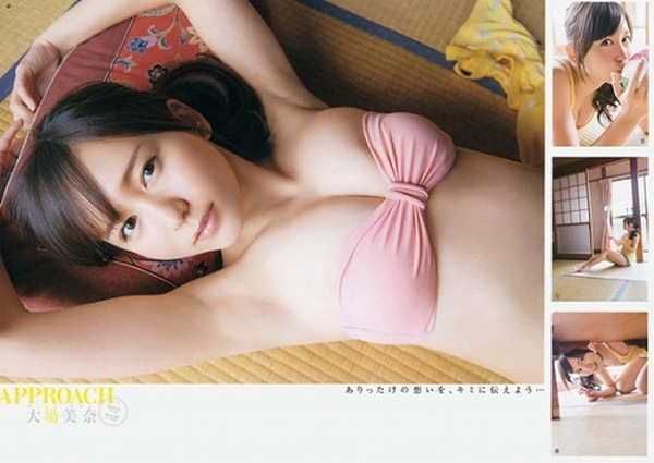 【大場美奈(SKE48・AKB48)】