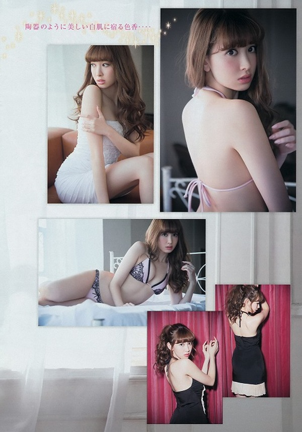 【小嶋陽菜(AKB48)】こじはる