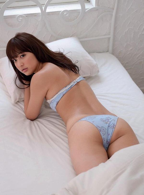 【麻倉みな(お天気お姉さん)】萌える美乳おっぱい桃尻下着エロ画像