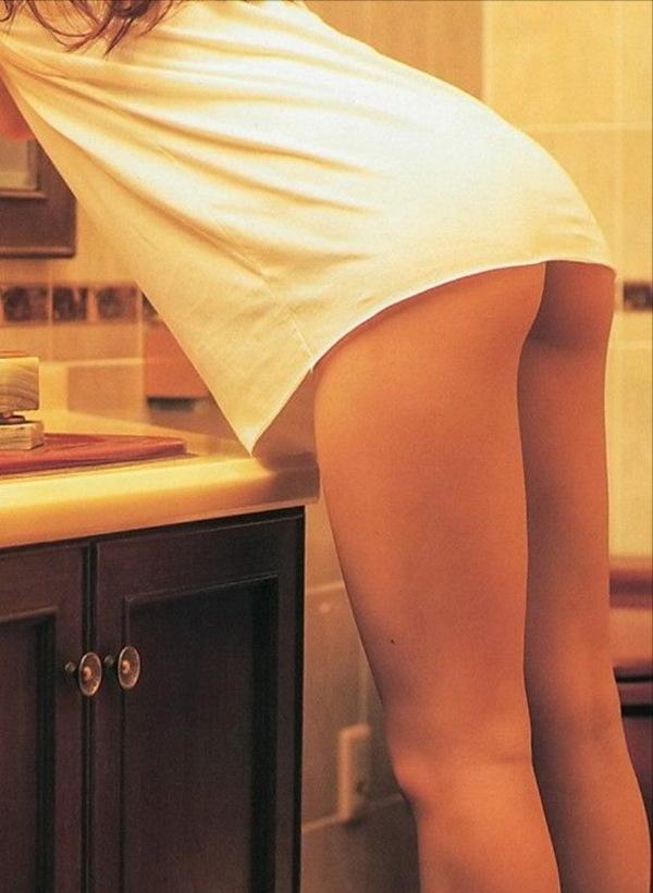 【内田理央(日テレジェニック)】下着からお尻の尻筋画像