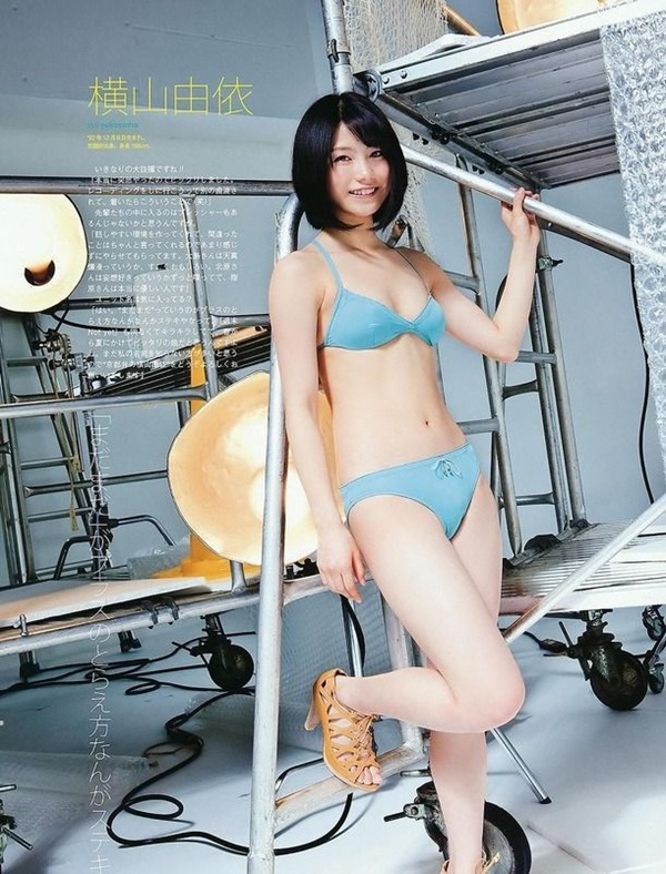 【横山由依(AKB48)】ゆいはん