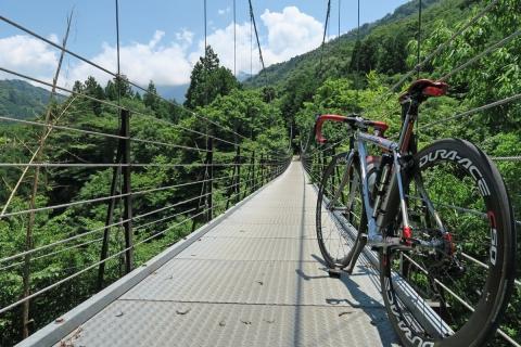 03道志みち久保吊り橋