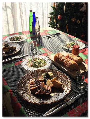 お正月料理