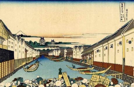1. 江戸日本橋(えどにほんばし)