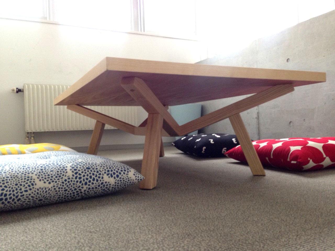 あたらしいテーブル2