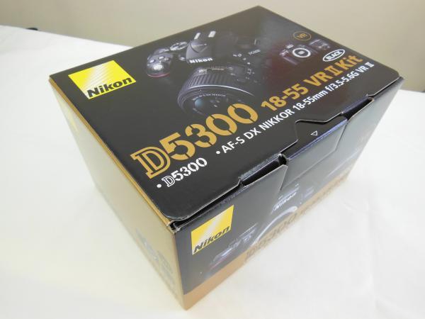 ニコン D5300 18-55VRⅡKit