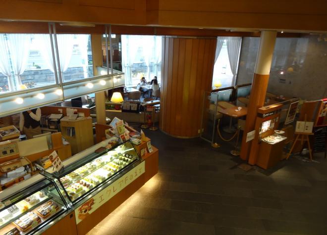 メルキュールホテル札幌のランチブッフェでは、ストロベリーフェアが4月1日~18日に開催されす。
