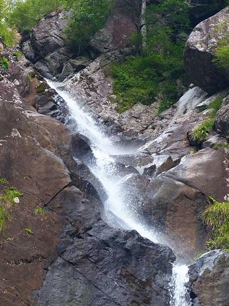 御来光の滝_その2