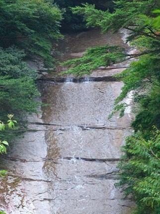 雪輪の滝_その2