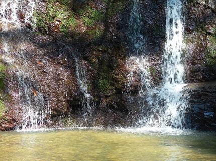 前蔵引の滝_その2
