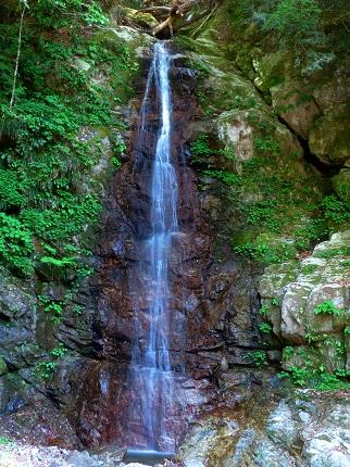 浄心の滝_その1
