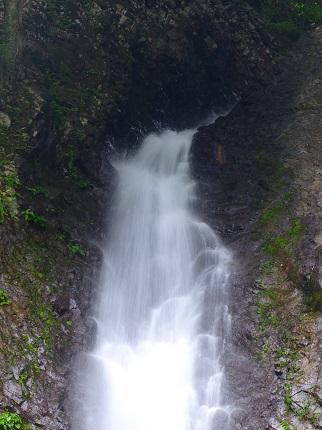 宇嶺の滝_その2
