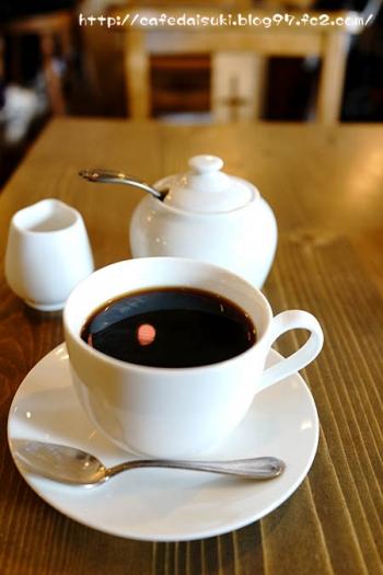 3552食堂◇有機コーヒー