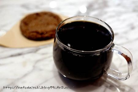 ブルーボトルコーヒー◇本日のコーヒー&ジンジャークッキー