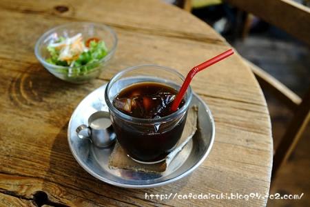 cafe Lotta◇ランチサラダ&コーヒー