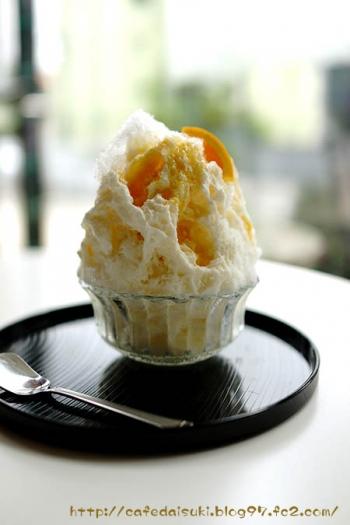 CRAFT CAFE◇三種の柑橘ヨーグルト