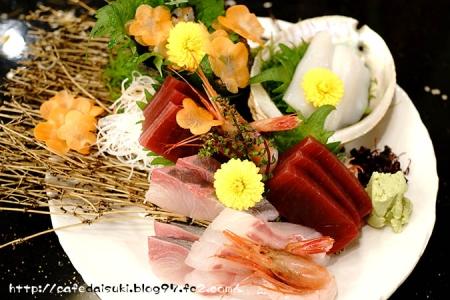 潮の香の湯宿 浜紫◇夕食のお刺身盛り(2人分)