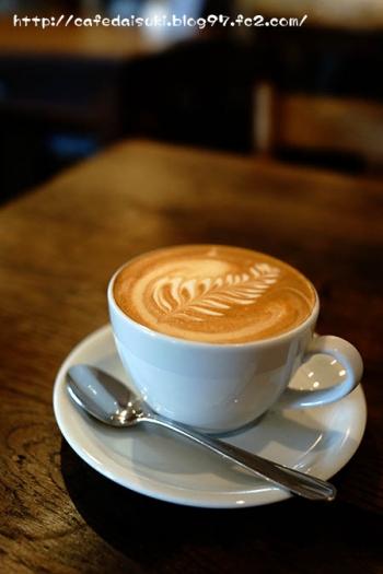 HANG cafe◇カプチーノ
