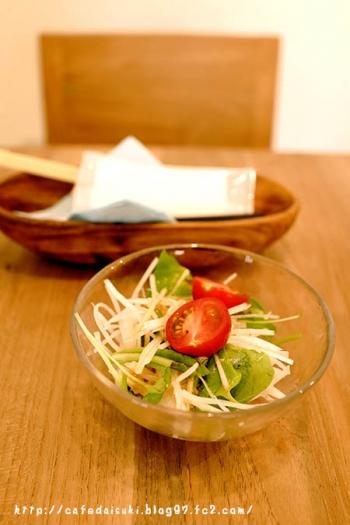 Knopf◇ランチのサラダ