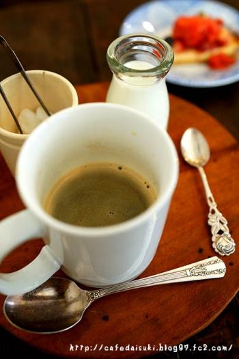 L'atelier de maison de campagne◇コーヒー