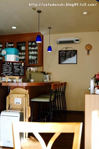 Tea House Mayoor宮崎台店◇店内