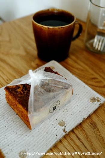 MERCI BAKE◇黒糖とくるみのタルト