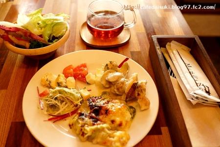 MiSHiN◇有機野菜のサラダビュッフェ