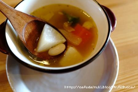 森のvoivoi◇本日のスープ(小)