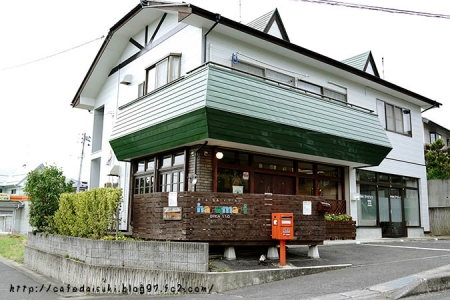 cafe narumari◇外観